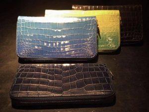 vermilion財布